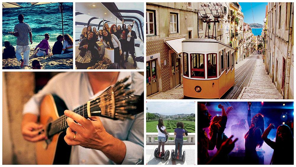 voyage entreprise Lisbonne - In Lisbonne